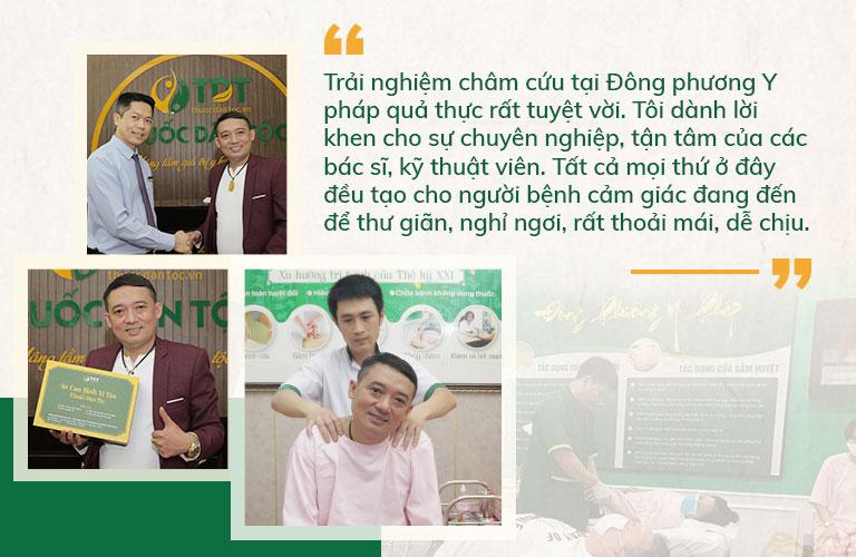 NS Hương Dung chữa khỏi viêm đại tràng nhờ Đông phương Y pháp