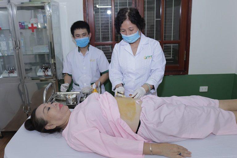 NS Thu Hà chữa khỏi bệnh dạ dày nhờ Đông phương Y pháp