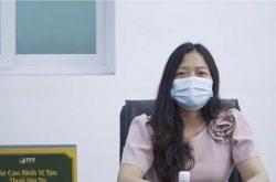 bà Nguyễn Thị Lan Anh - Giám đốc điều hành Bệnh viện Đa khoa Favina,