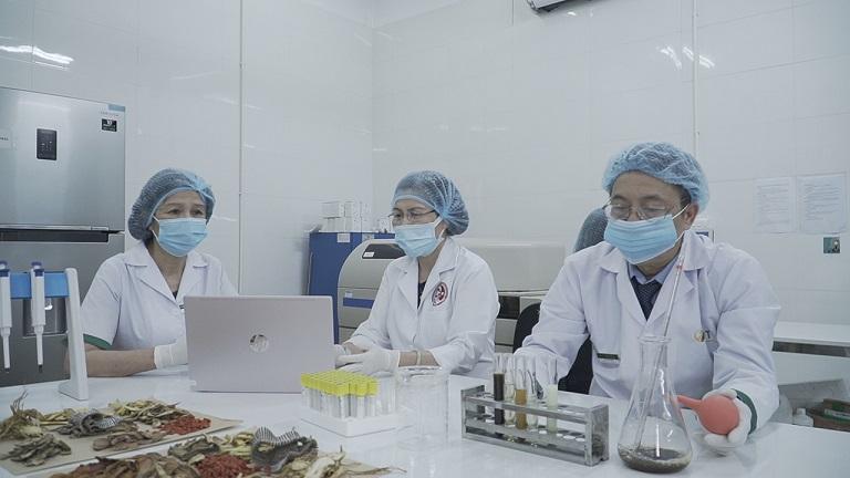 Đội ngũ nghiên cứu đang tìm kiếm công thức bài thuốc